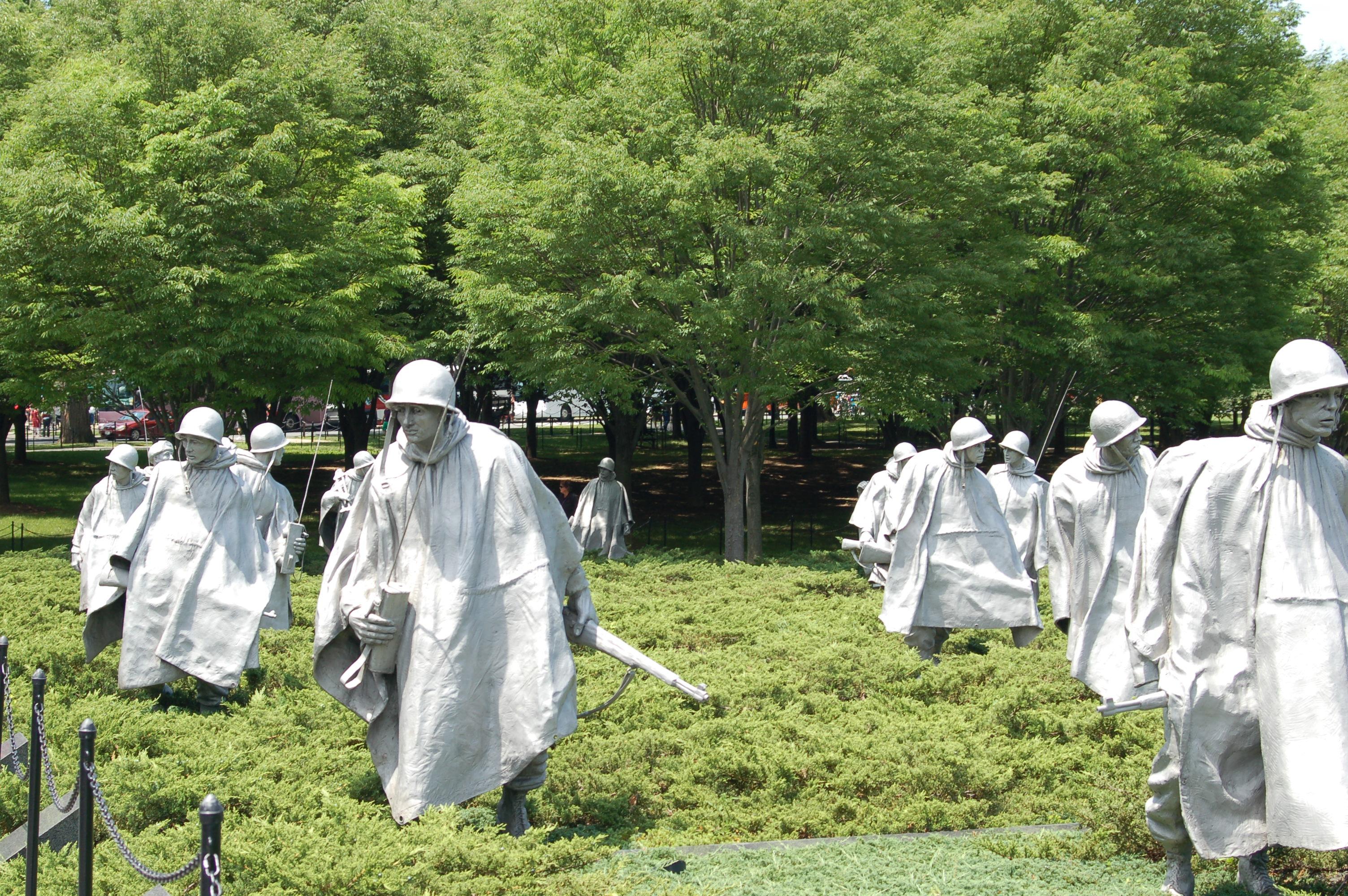 Korea Memorial 1