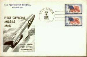 Rocket Mail, USS Barbero, Florida, missile