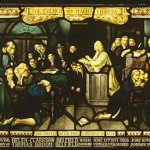 First Prayer of First Continental Congress