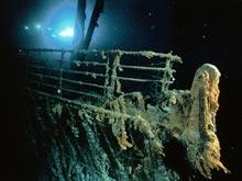 Bow of Titanic