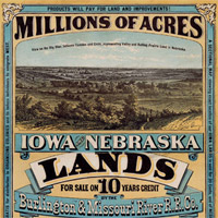 Poster Advertising Land