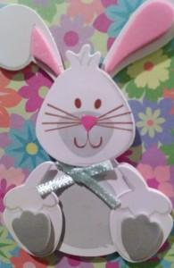 Easter Bunny by Sandie Obrin