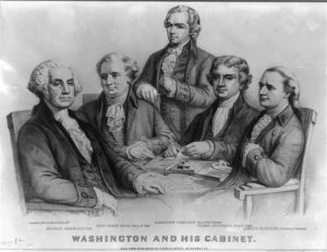 washington-cabinet