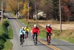 Older Americans Celebrating Older Americans Month and National Bike Month