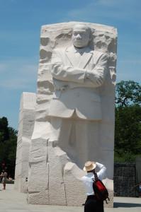 MLK Monu