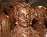 Statue of Lucretia Mott