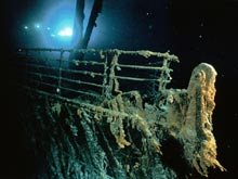 Bow of Titanic