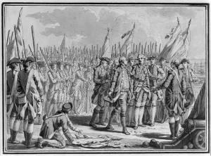 Cornwallis Surrenders