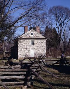 Valley Forge Headquarters Photo by Carol Highsmith