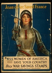 Joan of Arc - Poster