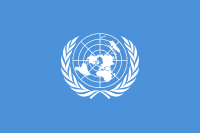 Flag of United Nations