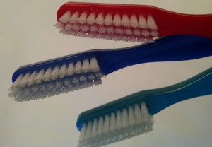 Nylon Toothbrushes