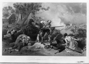 Battles of Lexington and Concord