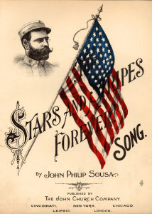 Sheet Music for The Stars and Stripes Forever