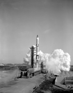 Gemini 5 Liftoff