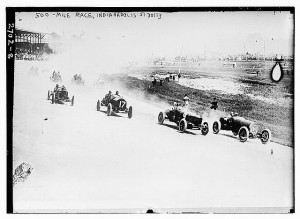 Indianapolis 500 Early Days