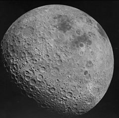 Far Side of Moon Photograph Taken by Crew of Apollo 16