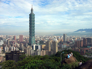 Taipei 101 Photo by Peellden