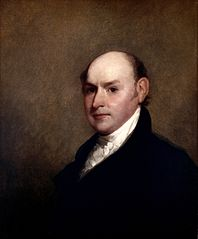 John Quincy Adams, annexation of Texas